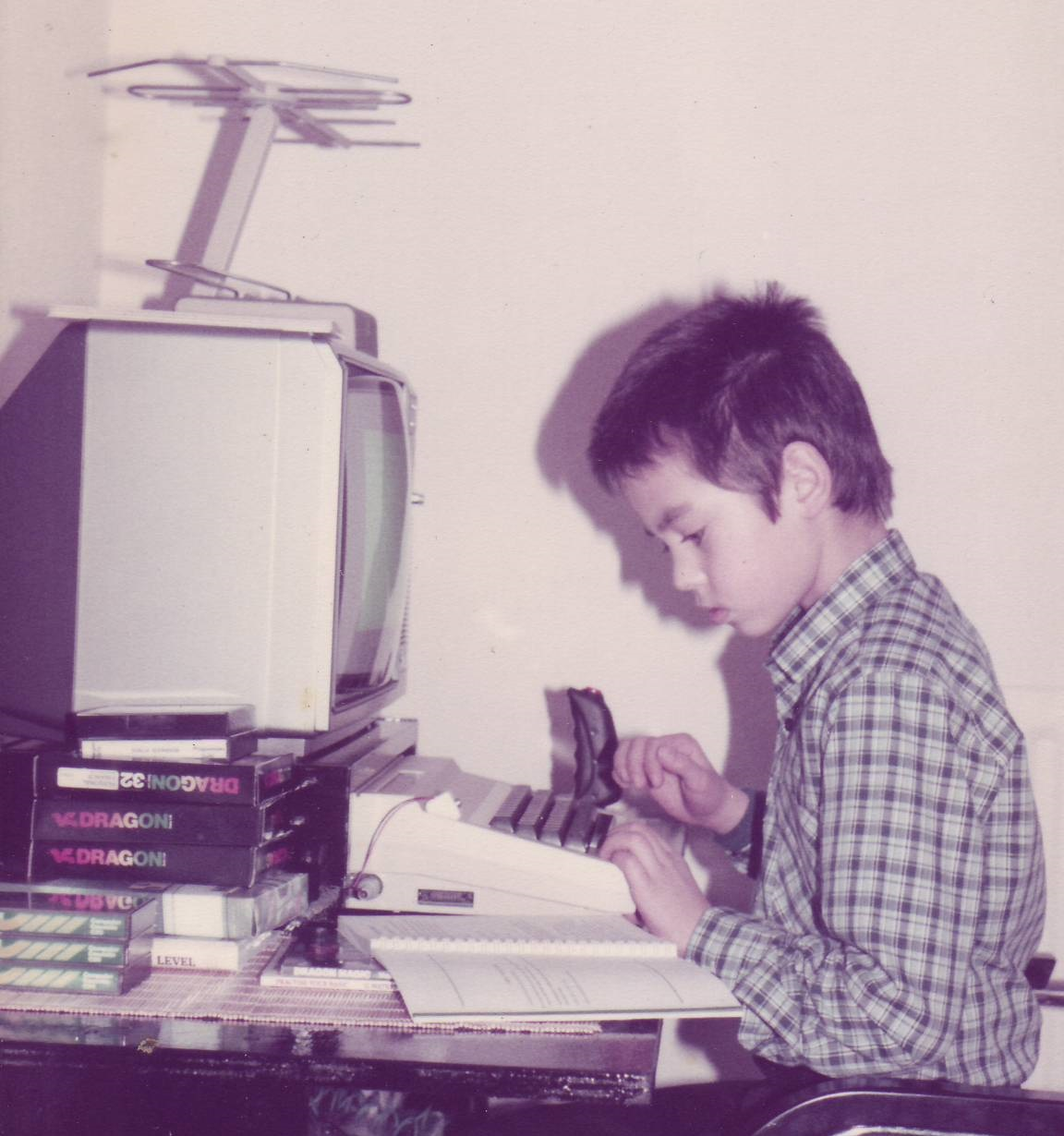 young simon programming BASIC